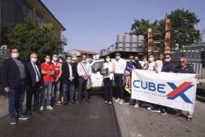 CubeX dona un ventilatore polmonare portatile alla Croce Rossa